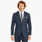 J.Crew Crosby suit jacket in glen plaid American wool