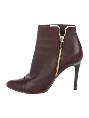Lanvin Leather Boots