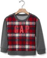 Gap babyGap + Pendleton pullover sweatshirt