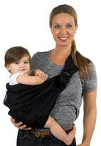 Balboa Baby Four Position Adjustable Sling Carrier by Dr. Sears - Signature Black