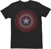 Men's Marvel Universe Captain America String Shield Tee