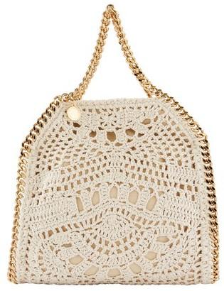 Stella McCartney Mini crochet Falabella Shaggy Deer bag