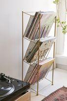 Urban Outfitters Corner Store Vinyl Storage Rack