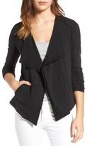 Women's Caslon Drapey Knit Jacket