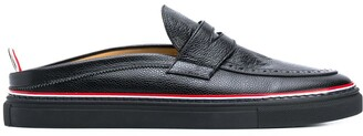 Thom Browne Slip-On Penny Loafers