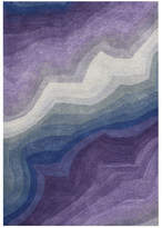 Waterford Wave Pattern Rug, 8' x 10'
