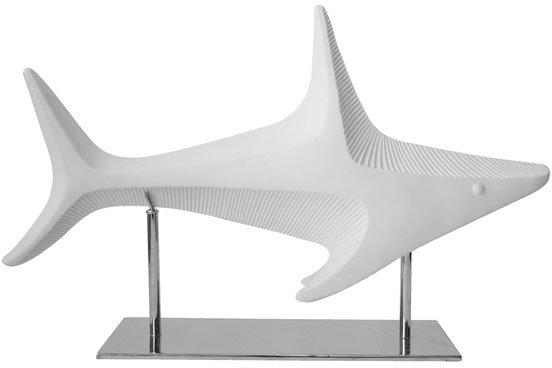 Jonathan Adler 'Shark' Sculpture