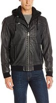 Buffalo David Bitton Men's Jipticalvy Denim Jacket