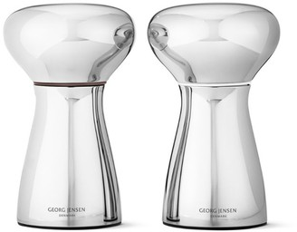 Georg Jensen Alfredo Salt and Pepper Shakers