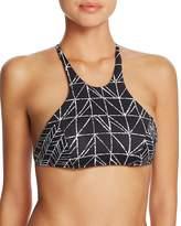 Dolce Vita High Neck Bikini Top