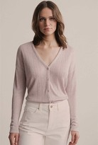 Witchery Button Through Top
