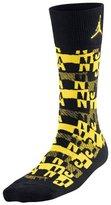 Jordan Air Sneaker Crew Socks 631714-017 Size Medium (6-8)