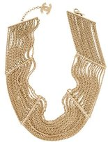 Chanel Multi-Strand Chain Necklace