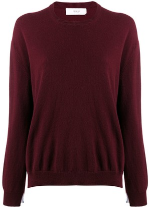 Cashmere Relaxed Fit Jumper by Pringle, available on shopstyle.com for $557 Gigi Hadid Top SIMILAR PRODUCT