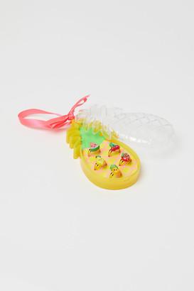 H&M Ring Gift Set - Yellow