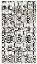 LIV INTERIOR Ikat Cotton Rug