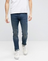 Cheap Monday Tight Skinny Jeans 1Yr Fade