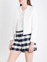 Claudie Pierlot Verdict tweed jacket