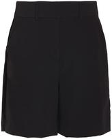 Emporio Armani Crepe Shorts