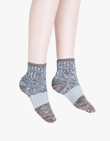 Hansel from Basel Dapple Chunky Crew Sock