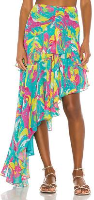 Rococo Sand X REVOLVE Rosa Skirt