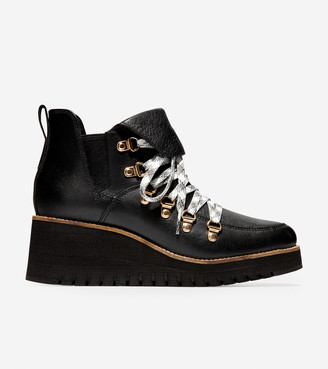 Cole Haan ZERGRAND Wedge Hiker Boot