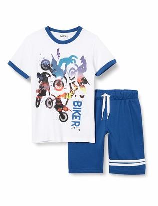 MEK Boy's Set Jersey T-Shirt+Shorts Clothing