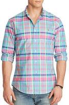 Polo Ralph Lauren Big and Tall Stretch Oxford Sport Shirt