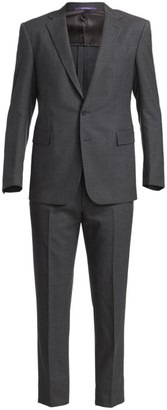 Ralph Lauren Purple Label RLX Gregory Wool Twill Suit