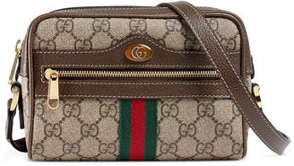 Gucci Ophidia Small GG Supreme Crossbody Bag