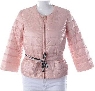 N. Class Cavalli \N Pink Synthetic Jackets