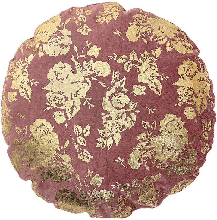 Thumbnail for your product : Bloomingville Circular Rose Cushion
