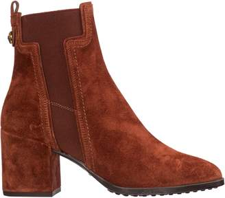 Tod's Tods Tropez Heeled Ankle Boots