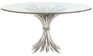 "Bernhardt Interiors Dining Table Size: 30.25"" H x 54"" L x 54"" W"