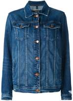 J Brand button-up denim jacket