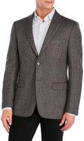 Lauren Ralph Lauren Wool Herringbone Sport Coat