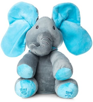 Peek A Boo Sing & Play Interactive Elephant Plush Toy