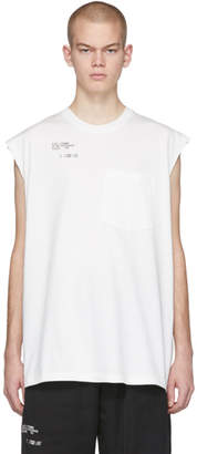 Song For The Mute White Set Sleeveless T-Shirt