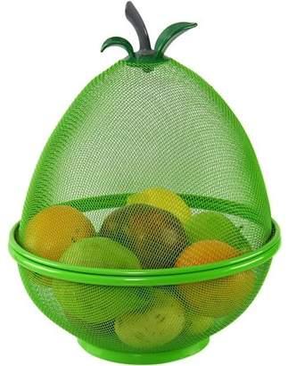 Style Asia HOME-X Pear-Shaped Fruit Basket, Fun Fruit Bowl, Decorative Kitchen Decor and Storage