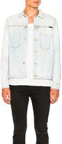 Nudie Jeans Ronny Crispy Ocean Jacket. - size XL (also in )