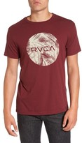 RVCA Men's Motors Palm Graphic T-Shirt