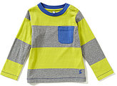Joules Baby/Little Boys 12 Months-3T Oscar Mixed Media Top