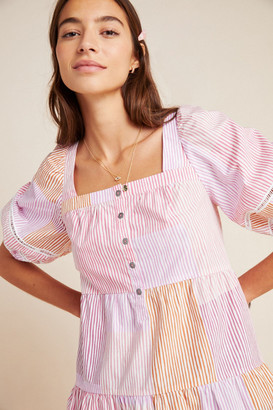 Maeve Gable Tiered Tunic