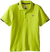 Armani Junior Classic Polo Boy's Clothing
