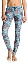 Roxy Women's Stay on Workout Pant 2