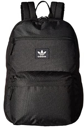 adidas Originals National Backpack (Black) Backpack Bags