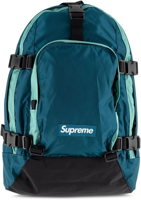 Supreme FW 19 patch backpack