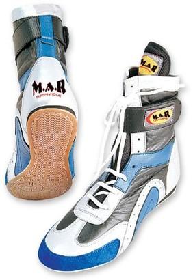 M.A.R International Ltd. MAR Boxing Shoes (Anti Slipping Rubber Sole) 40B (NCAT-294)
