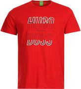 BOSS GREEN T-Shirt 50333773-610 Red
