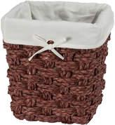 Creative Bath Creative BathTM Chunky Weave Wastebasket